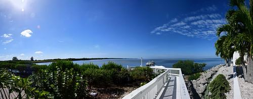 apollobeach beachlife blessed blue bluesky bluewater boardwalk boatinglife clouds d850 florida green imran imrananwar nikon ocean palmtrees panorama seaside sooc tampa tampabay water