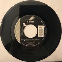 VANESSA WILLIAMS:WORK TO DO(RECORD SIDE-B)