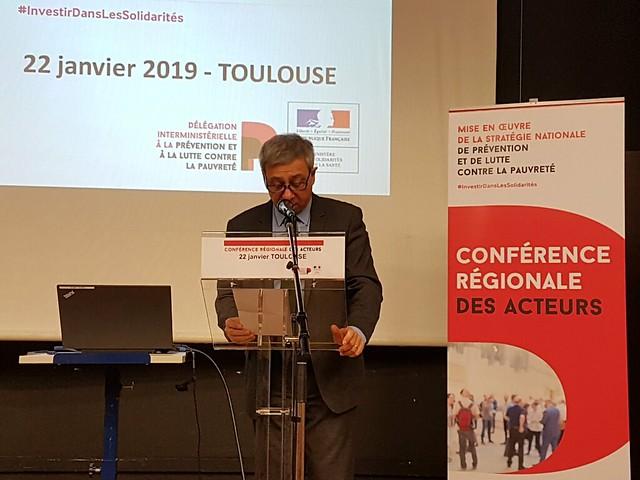 Conférence régionale des acteurs en Occitanie