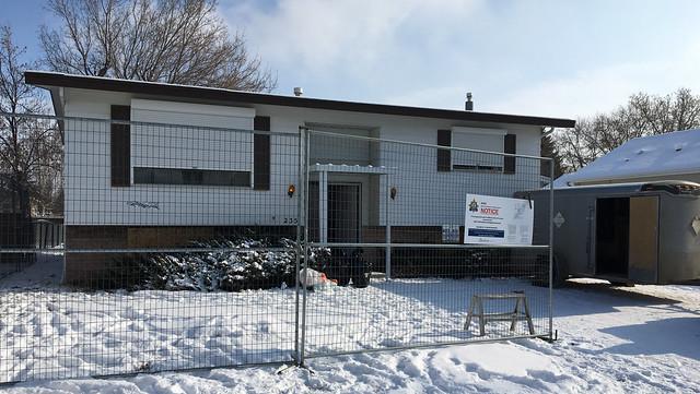Lethbridge drug house boarded up