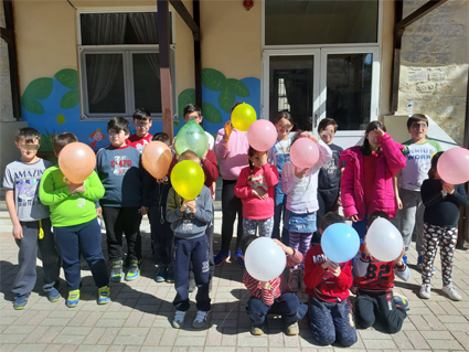 Τα μπαλόνια της φιλίας