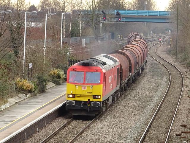 DBC 60007 @ Burton-on-Trent