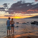Vacationing couple on Maui by geckotrap