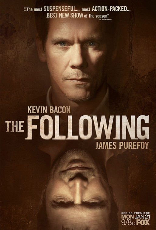 The Following - Poster 2