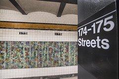 Reopening of the 174-175 Sts (B, D) Station