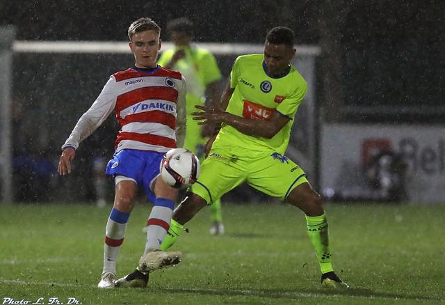 Beloften AA Gent - Club Brugge Beloften