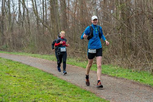 Ultramarathon Runner III