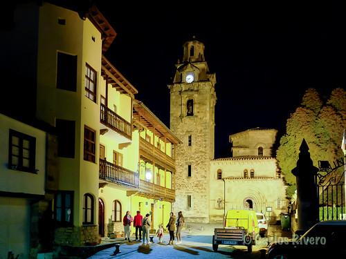 Iglesia de San Miguel de Puente Viesgo, Cantabria.