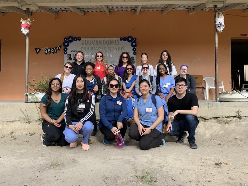 Global Medical Brigades Visit Honduras (January 2019)