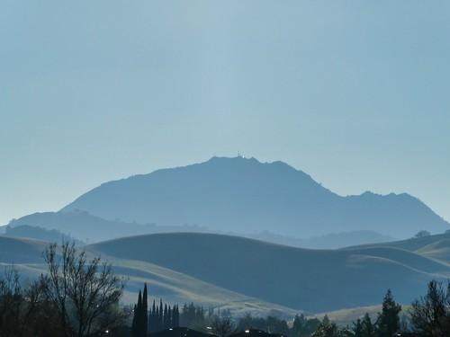 2019-01-02 - Landscape Photography, Mount Diablo, Set 2