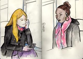 RER B- women