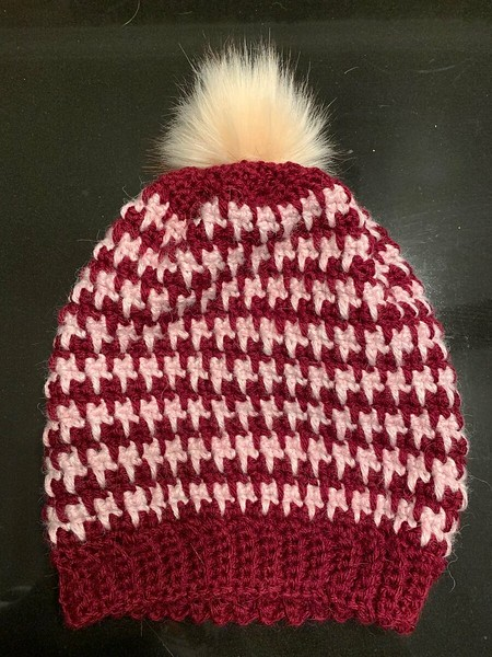 Sue's Crochet Hat