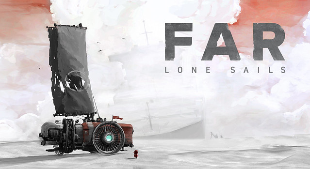 FAR Lone Sails Wallpaper
