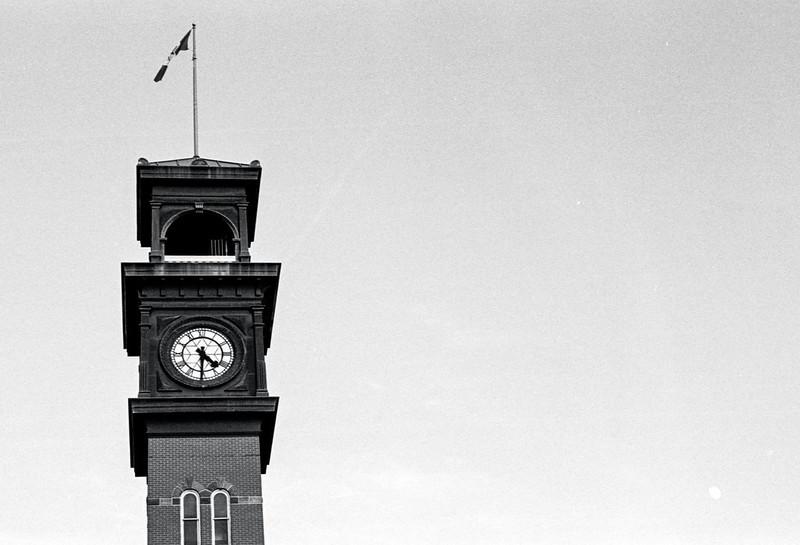 Kensington Market Fire Station Tower