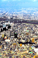 Tokyo from the Skytree 098b