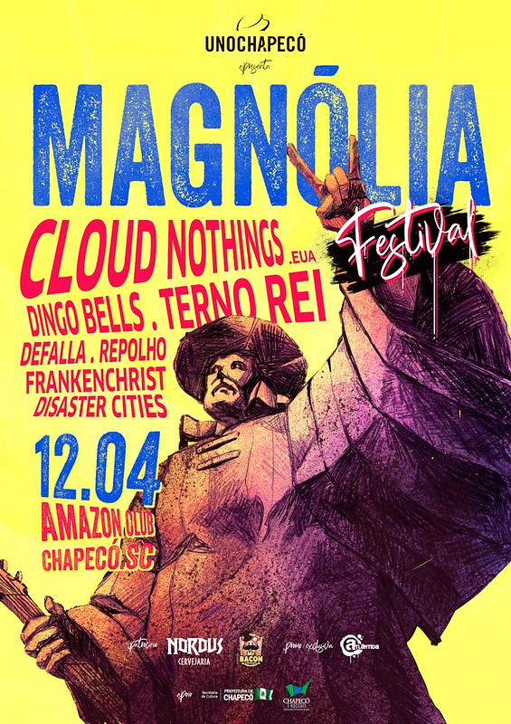 cartaz-magnolia-cloud-nothings