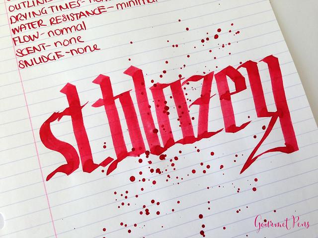 Conway Stewart St. Blazey Ink 7