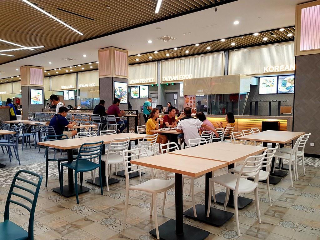 @ Wok & Grill at 大食坊 Food Arcade, PJ Paradigm Mall