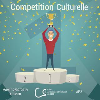 Compétition culturelle