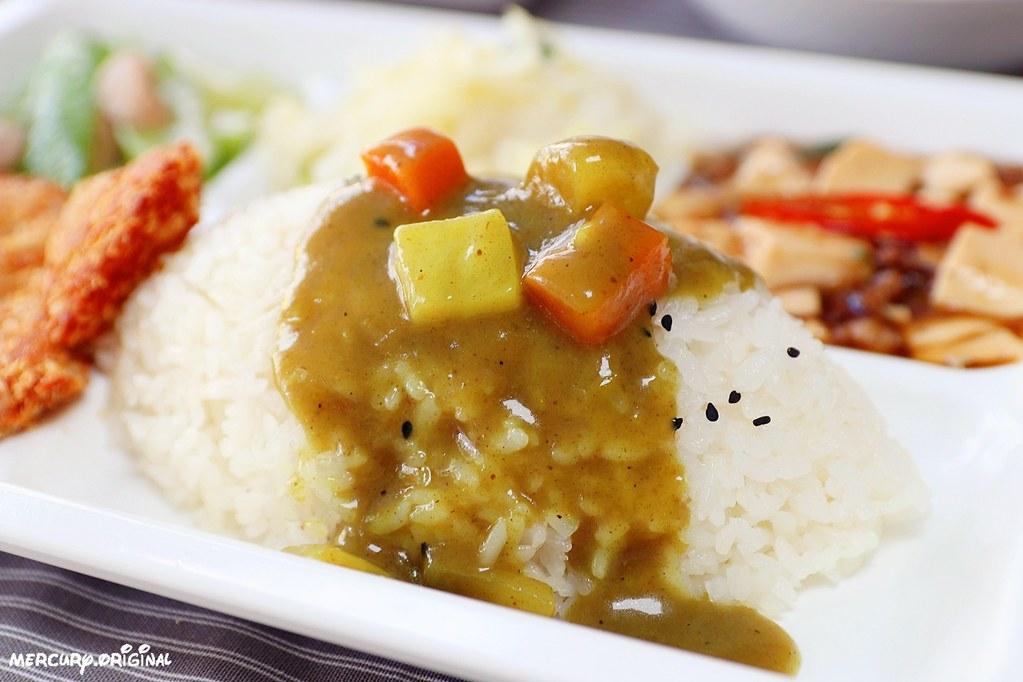 日式咖哩豬排飯