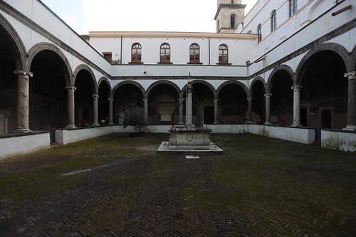 Complesso monumentale di Santa Maria la Nova