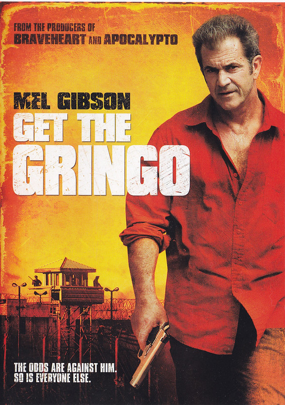 Get the Gringo - Poster 1