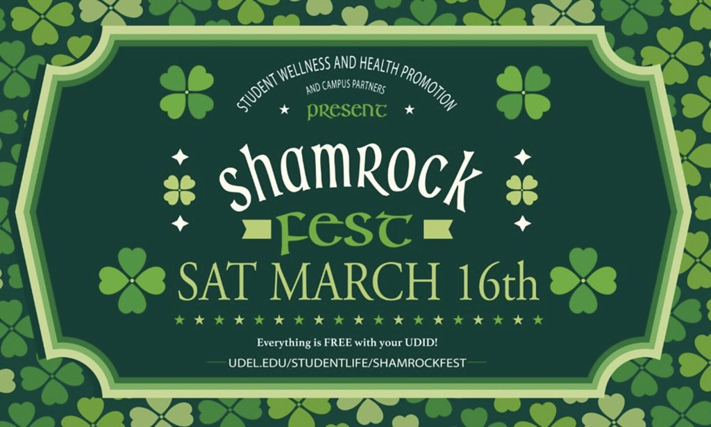 University holds Shamrockfest as alternative St. Paddy's opportunity