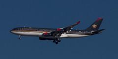 JY-AIC - A340 - Alia, Royal Jordanian