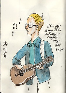 RERB-Paris- Singer