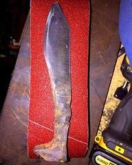 #knives #knivesofinstagram #knivesforsale #bladesmith #bladesmithingclass #deadbirdforge #axesofinstagram #axe #forgedinfire #forgedinfire:fire: #bladesmithing #knife #knifeporn #hammer #hammersmith #sledge #sledgehammer #deadbirdforge #Victoria #BC #Cana