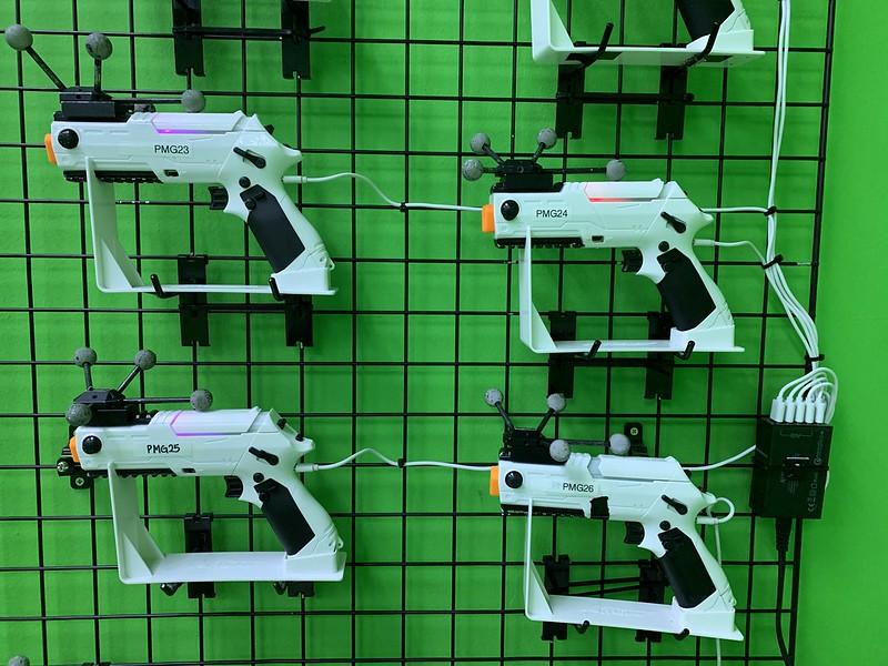 Sandbox VR (Singapore) - Hand Guns