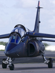 Dassault-Breguet/Dornier Alpha Jet E / Armée de l'Air / 705-RW