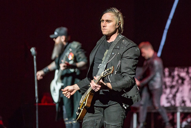 Three Days Grace @ Capital One Arena, Washington DC, 02/21/2019