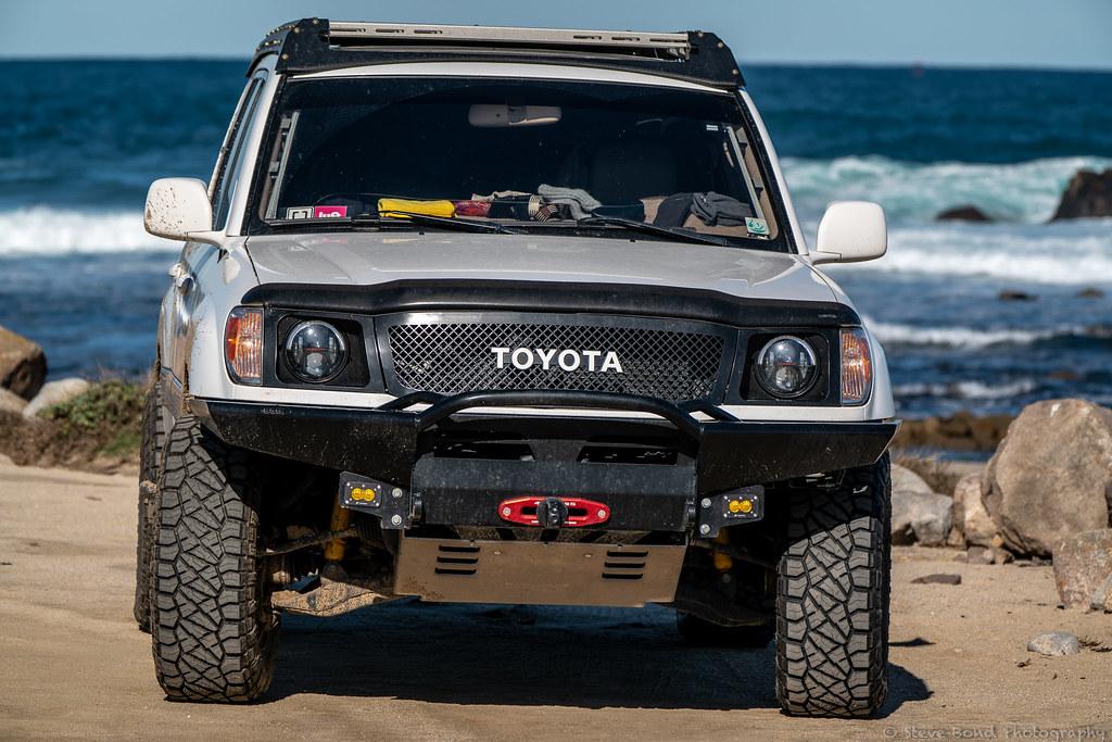 2001 landcruiser | for sale 2001 Toyota Landcruiser (located… | Flickr