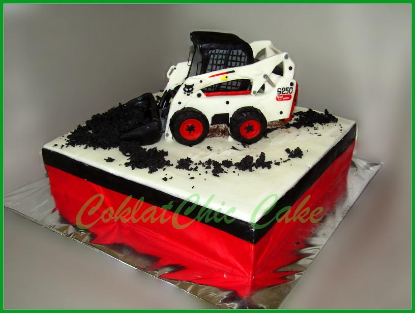 Cake Loader BobCat 30 / 20