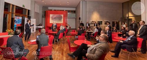 GCC 2019-1 � Berlin � Networking Reception