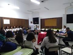 SER dá inicio aos trabalhos com a Crisma e Juventude Missionária