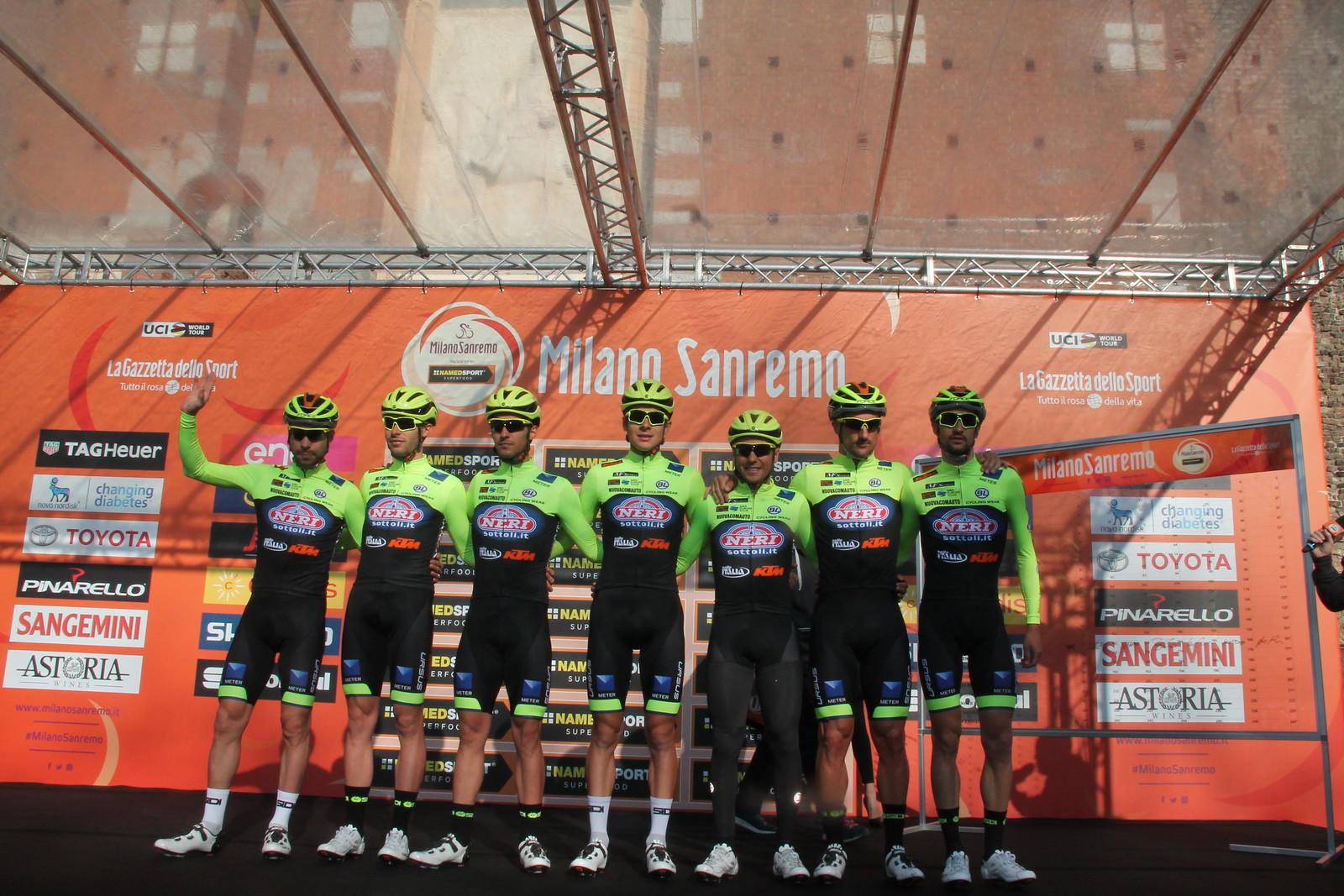 110° Edizione Milano Sanremo