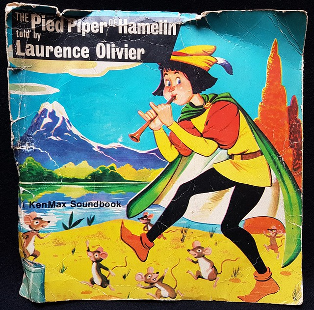 Laurence Olivier - The Pied Piper of Hamelin
