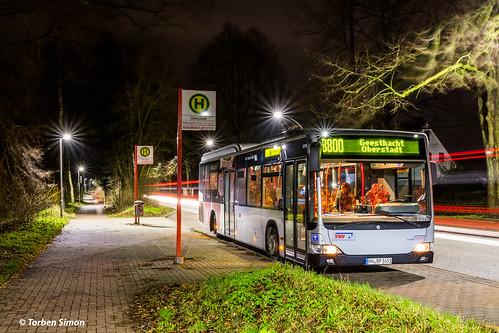 VHH 0709 | Geesthacht, Hansastraße (Oberstadt)