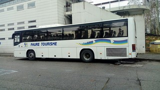 Volvo 8700 (140 CNL 38) de Faure Tourisme