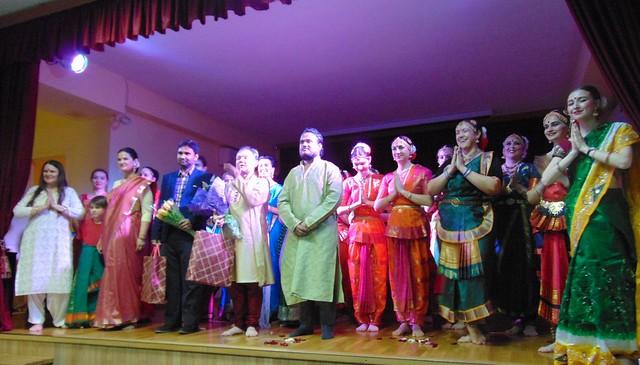 «Під зорями Індії»:   відвідування вечора індійської культури / Туризм  / 15.02.2019