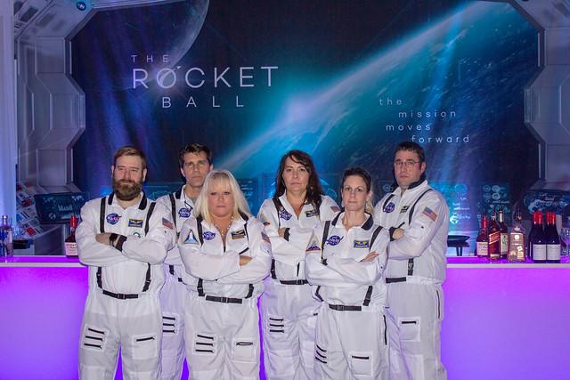 2019 Rocket Ball