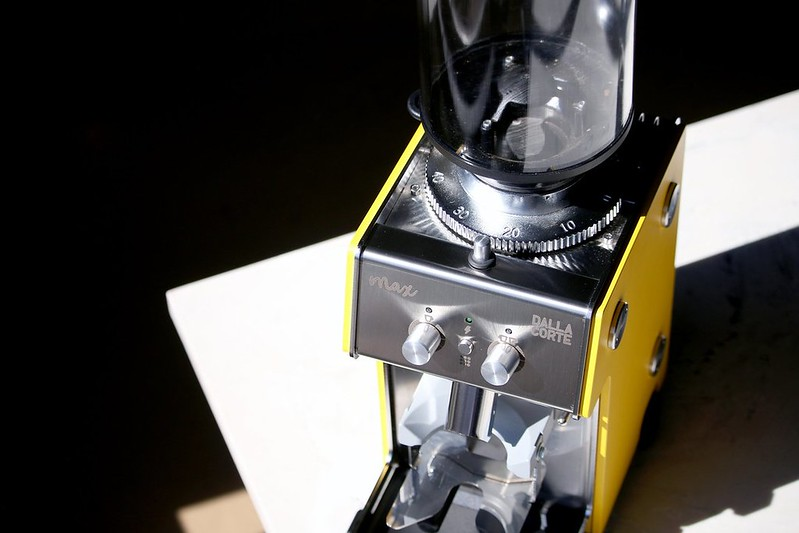 Dalla Corte Max Espresso Grinder
