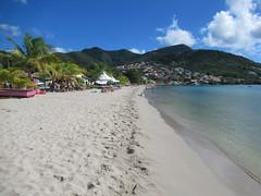 Petite Anse d' Arlet Beach