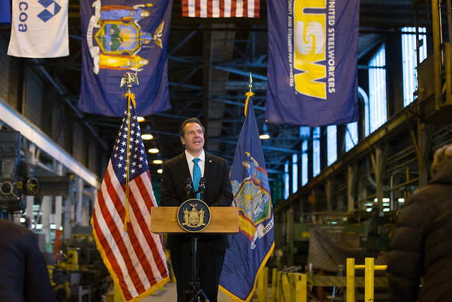 Governor Cuomo Announces New Seven Year Deal With ALCOA to Preserve Hundreds of Jobs at Massena Facility