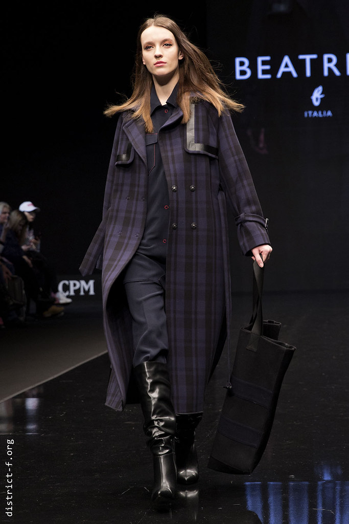 DISTRICT F — Collection Première Moscow AW19 — CPM Beatrice B 5tgb