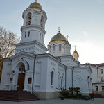 В Свято-Вознесенском кафедральном соборе города-курорта Геленджик
