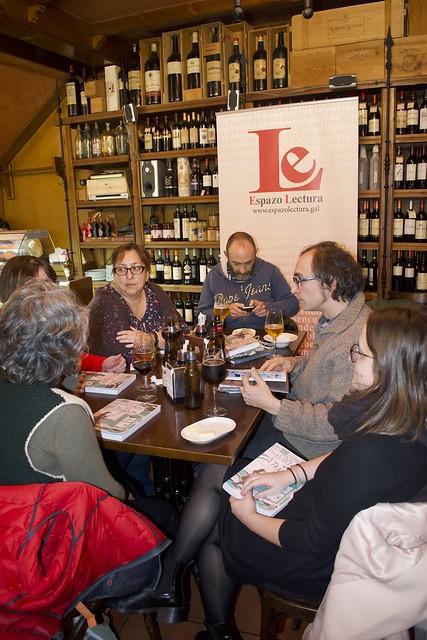 Club Lecturas Debuxadas, 15/01/2019