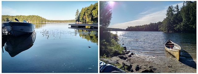 Three Legged Lake, The Massasauga P.P.